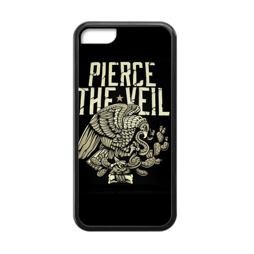 Pierce The Veil Eagle Case for iPhone 5c Huawei Ascend Phone Cases(China (Mainland))