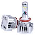 2x Plug Play Auto CREE Chip LED 30W 3000LM H4 Fog Headlight Xenon White HI LO