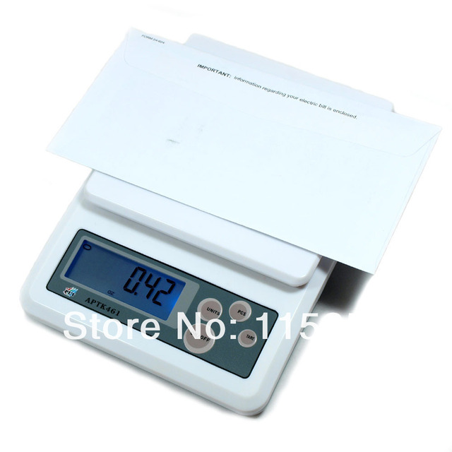 Free Shipping Precision APTK461 1KG-0.1g LCD backlight displayer piece counting digital Gold Jewelry carat Scale