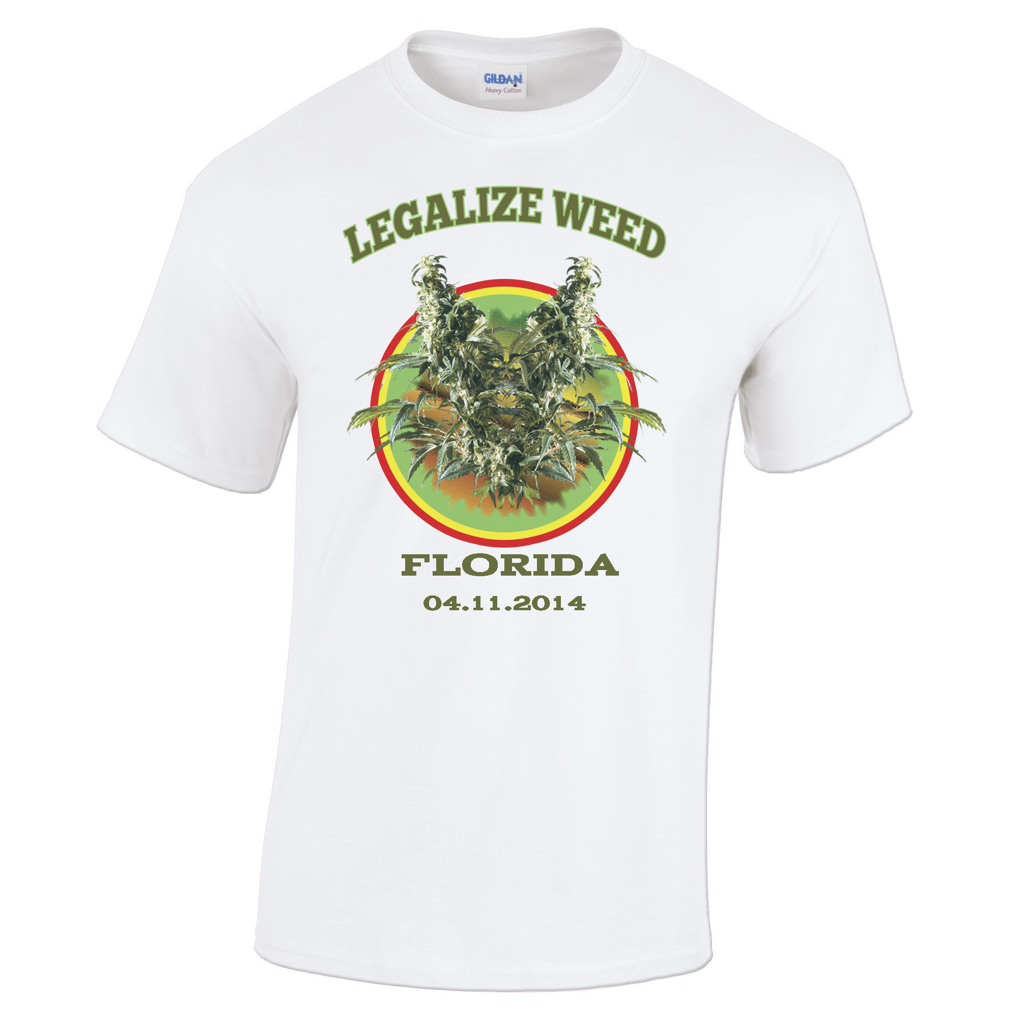 Legalize It Florida(China (Mainland))