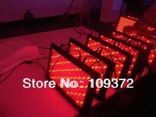 Large AC110-220V 10mm x 288 RGB LED DJ DMX Party Panel Strobe Light(China (Mainland))