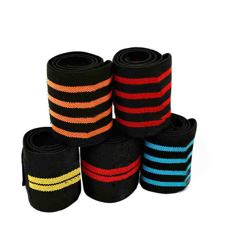 Wrist Support Sport Wrist Band Bandage Support Band Gym Strap Safety Crossfit Wrap 2017 Color size can be customized(China (Mainland))