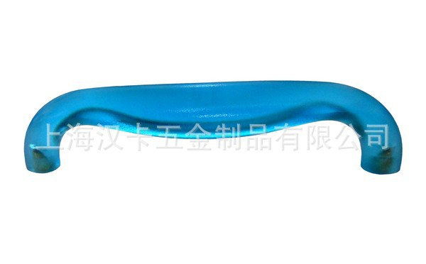 Blue acrylic cabinet furniture handle 160 Pitch<br><br>Aliexpress