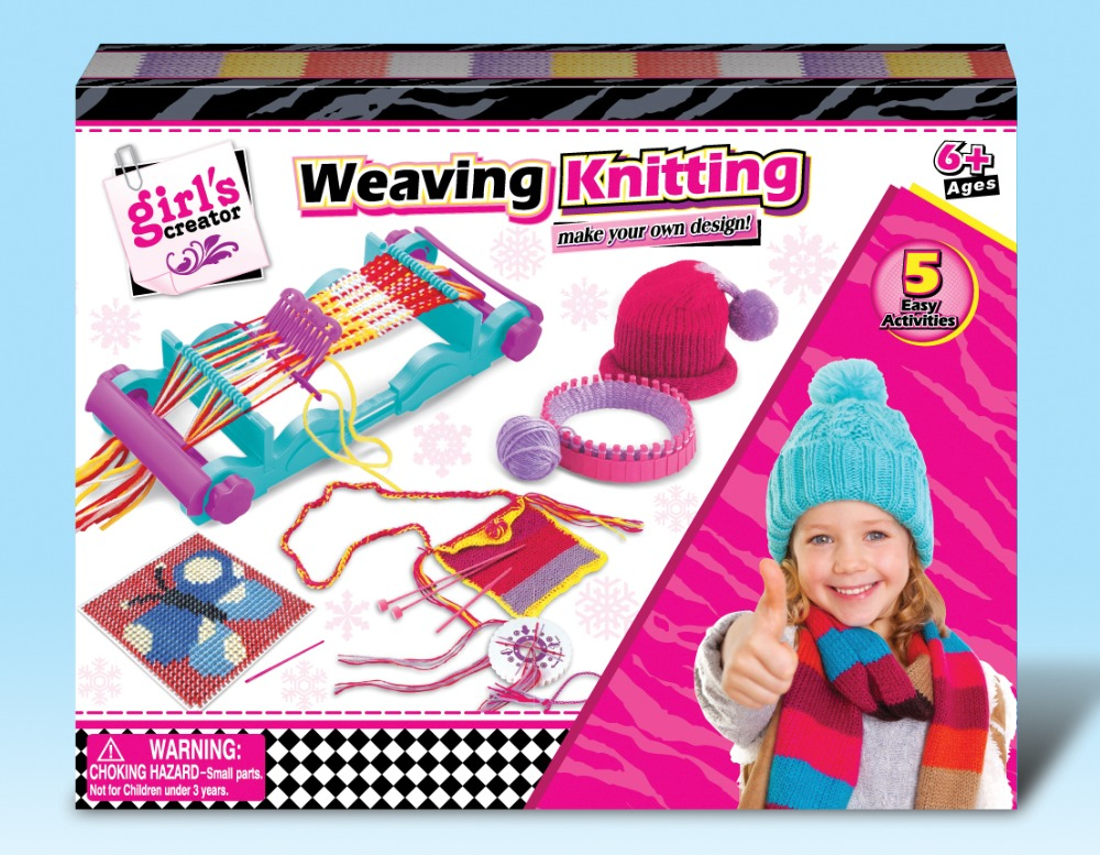 smart weaver knitting machine instructions