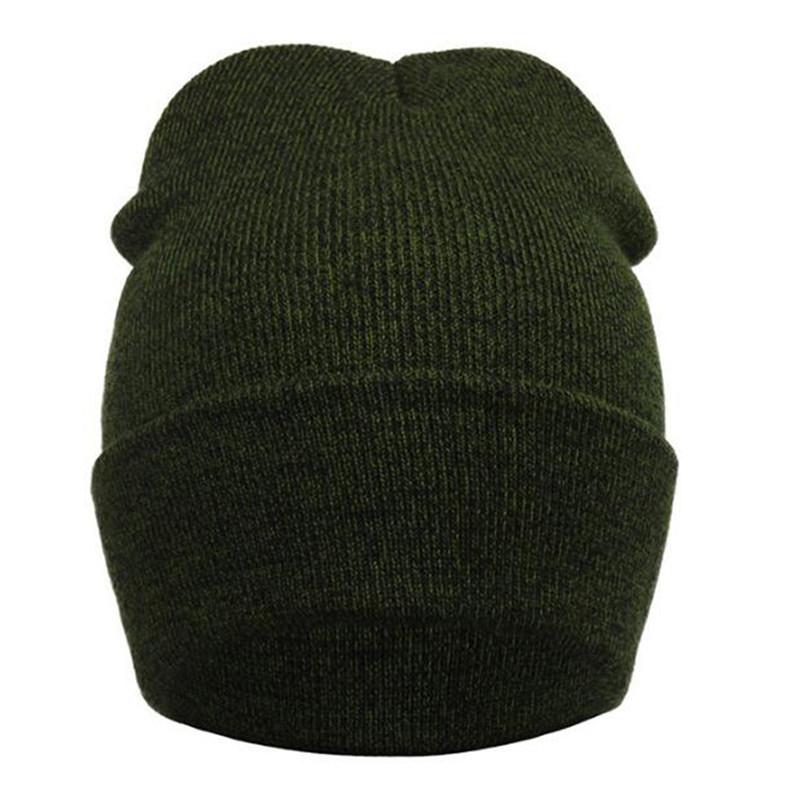Designer Brand Beanie Hat Cap Men Women Winter Casual Female Slouchy Fold Ski Bonnet Skullies Hats Warm Women Cap Gorro Fashion