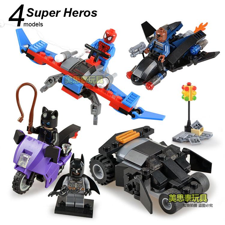 Building Blocks Batman