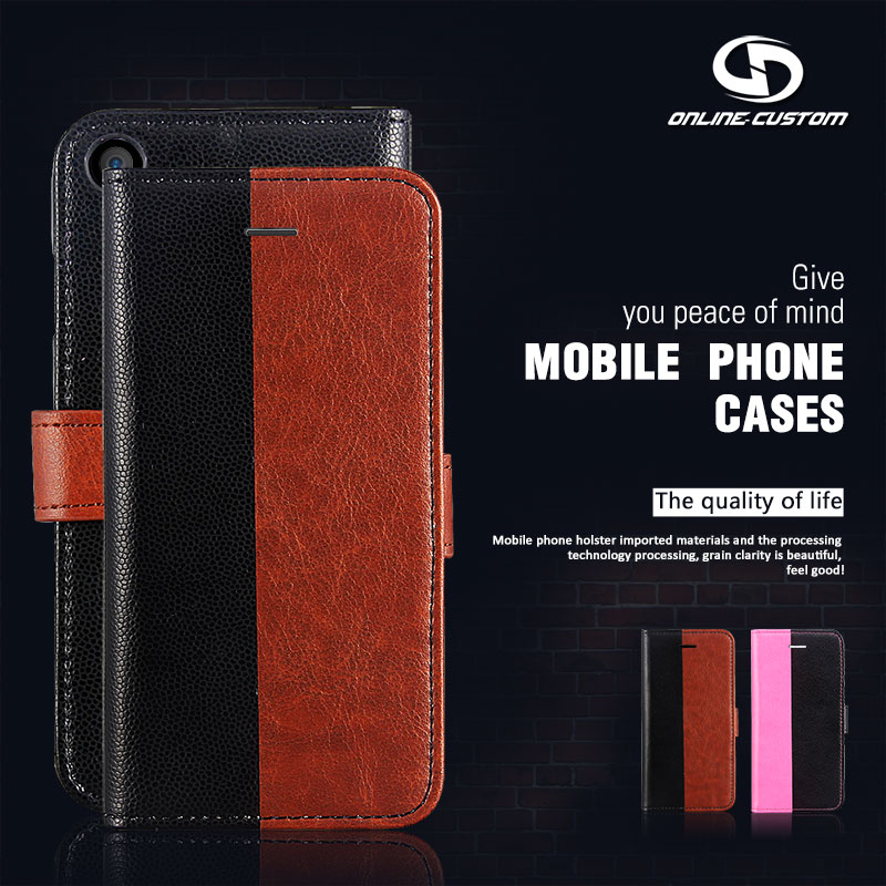 Full Body Protect Book Style Cover With Card Slot Stand Cellphone Cover PU leather cases for IPHONE 3 3GS free shipping(China (Mainland))
