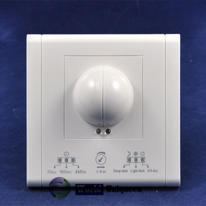 TCZ3900 Led Microwave Radar Sensor Switch,AC220V 50Hz 3secs-4mins Time Setting Lamp,indoor PIR switch for led strip light bulb<br><br>Aliexpress