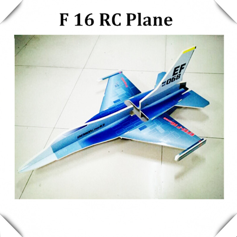 1 PC 4CH RC plane f16 rc jet electric remote control fighter jet airplane kt foam rc airplane hot sale(China (Mainland))