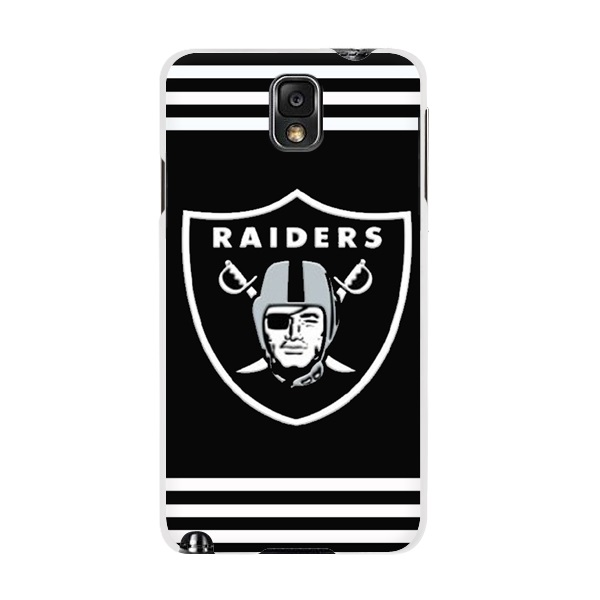 Custom NFL Football Team Logo Oakland Raiders Unique for Samsung Galaxy S3 S4 S5 S6 Note 2/3/4 Case Cover(China (Mainland))