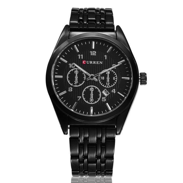 relogios masculinos 2015 Curren watch-5976 masculinos 100