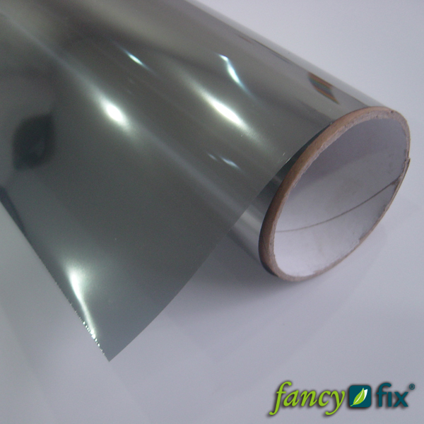 Fancy-fix 20% 1.52M x 30M Silver Metalized Solar Window Film(China (Mainland))