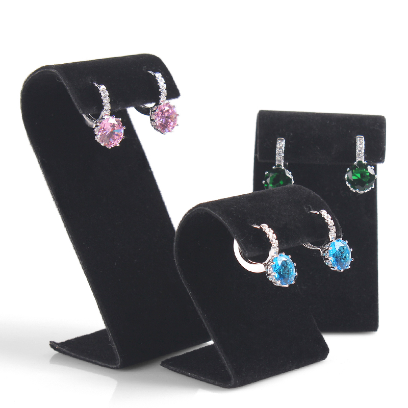 A248-1 Ring display stand set S M L 1 pair holder 1 set order = 3pcs (1S 1M 1L)(China (Mainland))