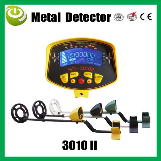Ground Search Metal Detector MD-3010II (1.5M UNDERGROUND)