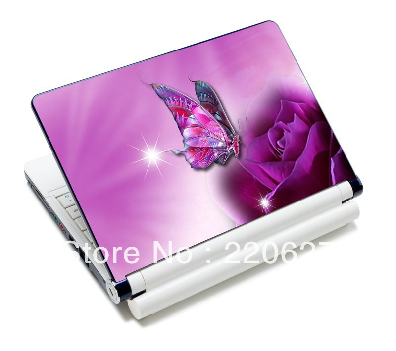 2013 New Design Laptop Decal Cover Sticker Skin For 11 12 12.6 13 13.3 14 14.1 14.4 15 15.4 15.6 Inch HP IBM Notebook Netbook PC(China (Mainland))