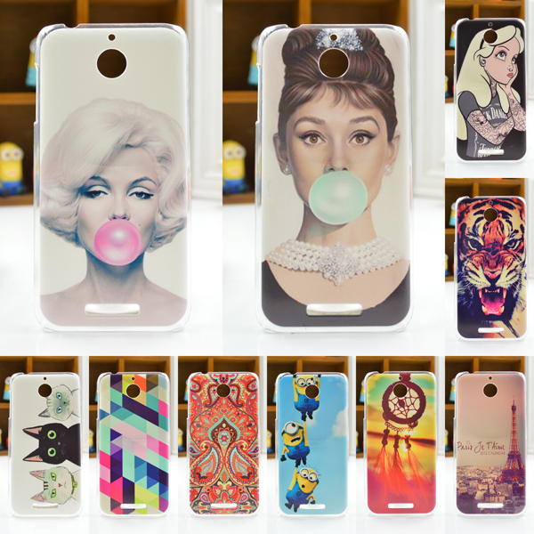 HOT! 16 Patterns Cover Case FOR HTC Desire 510 D510 Case Cover / Case cover FOR HTC Desire 510 D510 Free Shipping(China (Mainland))