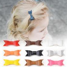 Buy Lovely Hair Clip Bow Clips Girl Felt Bowknot Girls Hair Pins Cute Style Hair Clips Headwear Kid Y3 for $1.39 in AliExpress store