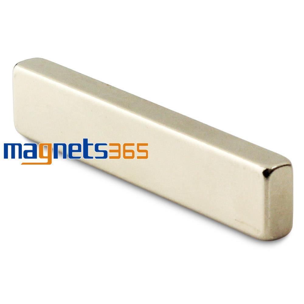 5pcs Super Strong Strip Magnet Block Cuboid 50*10*5mm Rare Earth Neodymium N50 <br><br>Aliexpress
