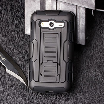 Future Armor Impact Holster Hybrid Hard Case for Samsung Galaxy Core 2 Core2 G3559 G355h Mobile Phone Cover Cases +Flim + Stylus(China (Mainland))