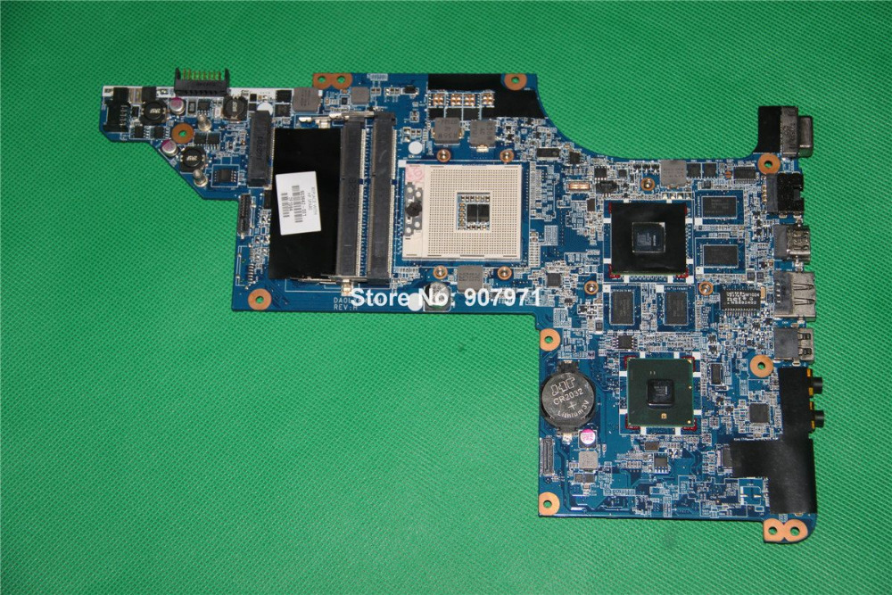 Bargain Price For HP DV6 DV6T Series Mainboard 603642-001 DA0LX6MB6H1 Laptop Motherboard Fully Tested Work Perfect<br><br>Aliexpress