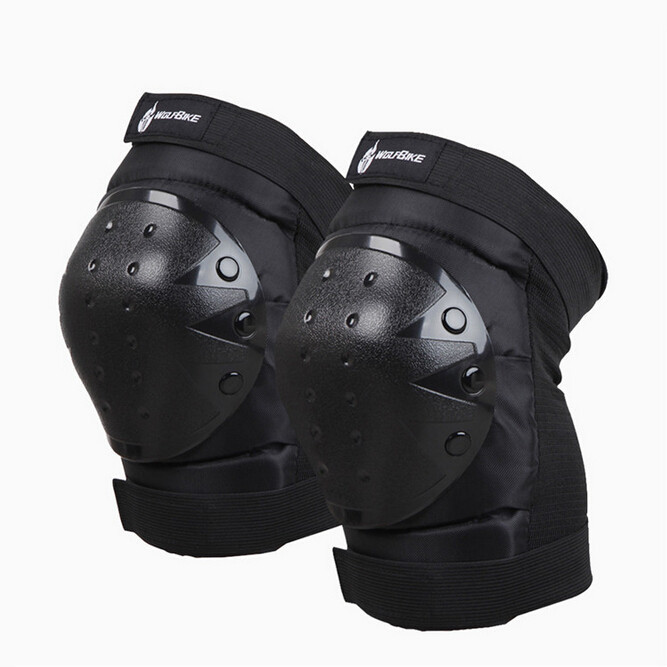 WOLFBIKE Skating Skiing Kneepad Brace Skateboarding Popular Brands For Men And Women Sports Protectors Knee pads(China (Mainland))