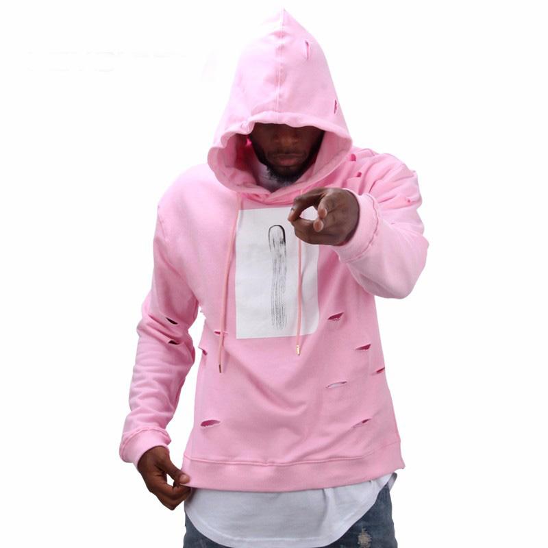 Popular Hoodies Pink Men-Buy Cheap Hoodies Pink Men lots from ...