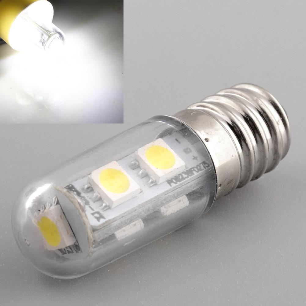 E14 220V/1W 7LED 5050SMD Bright White Home Office Refrigerator Corn Light Lamp Durable Longlife Bulb<br><br>Aliexpress