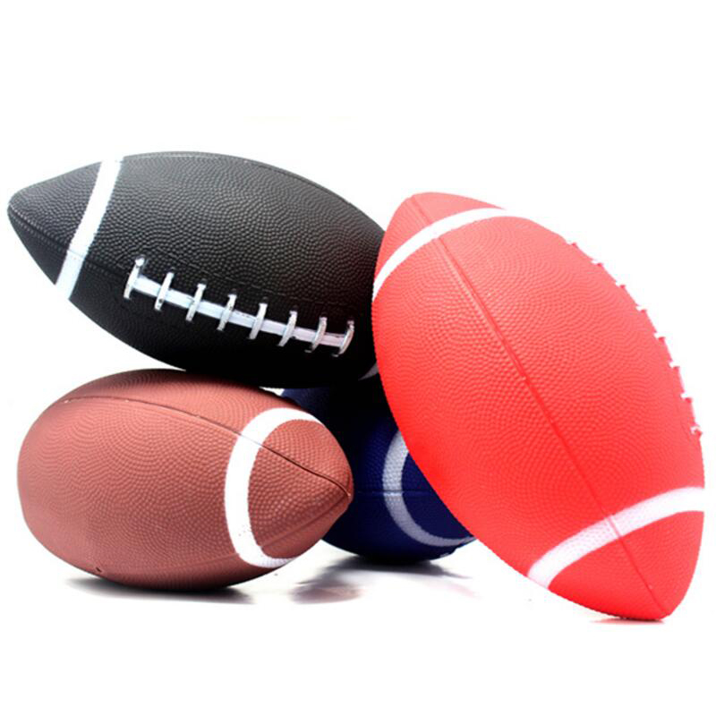 New Rubber Rugby Size 6 American Football Balls 2016 France Euro Children Training Ball Beach Sports England Rugby Entertainment(China (Mainland))