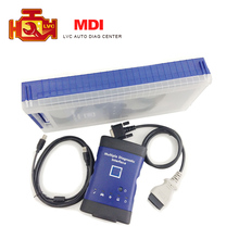 Hot Selling G-M MDI with wireless wifi card auto diagnostic tool Multiple Diagnostic Interface OBD2 Scanner DHL Free Shipping(China (Mainland))