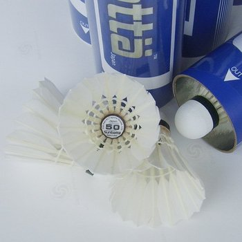 100% Original Top quality Sunbatta shuttlecock Su-50 badminton shuttlecock