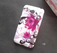 High Quality Soft Flower silicone case For LG L70 D320 D325 L65 D285 D280 Free Shipping FEDEX DHL EMS CPAM SGPAM