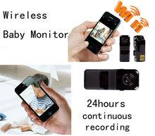 MD81S WiFi Camera Mini DV Wireless IP Camera HD Micro Spy Hidden Cam Voice Video Recorder Mini Camcorder Camara Espia(China (Mainland))