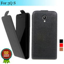 Buy Factory price, Top new style flip PU leather case open 3Q S, gift for $4.27 in AliExpress store