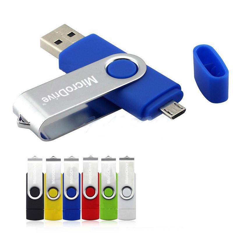 Smart Phone OTG USB Flash Drive 64gb pen drive 32gb pendrive 8gb OTG external storage 16GB 4GB micro usb memory stick pen disk(China (Mainland))