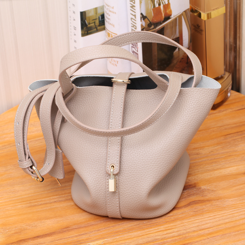 women totes bags 100% real genuine leather bag basket female handbags famous brands shoulder crossbody bags bolsa feminina small(China (Mainland))