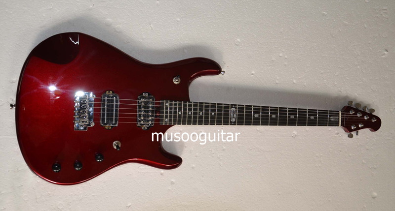 Top quality OLP Electric guitar with Quilted Maple Top, New style solid body Guitar(China (Mainland))
