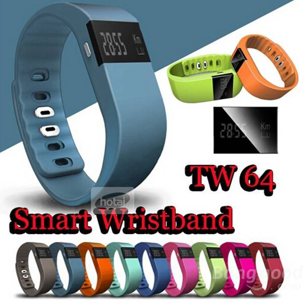 2015 Smartband Smart bracelet Wristband Fitness tracker Bluetooth 4 0 fitbit flex Watch for ios android
