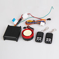 Universal 12V Remote Control Electric Motorcycle Anti theft Alarm Security System E A