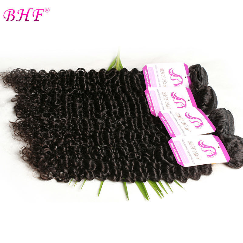Grade 7A Indian Deep Wave Virgin Hair Cheap Indian Deep Curly 100 Human Hair Curly Extensions 4Bundles/Lot Tangle Free Bele Hair<br><br>Aliexpress
