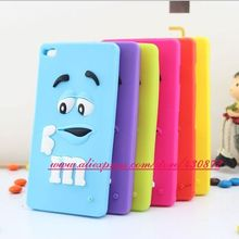 Huawei Ascend P8 Lite HOT 3D Silicon Chocolates MM Beans Canndy Cartoon Soft Phone Back Cover Case - Big Head Accessories Store store