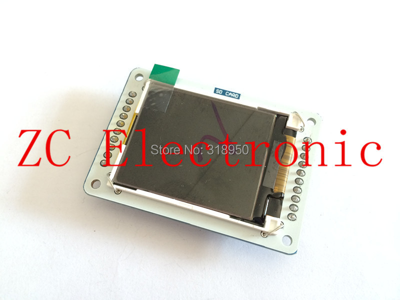 Free Shipping 5pcs/lot ROBOT LCD screen 1.8 inch TFT LCD for arduino Esplora Support SD Card Dropshipping(China (Mainland))