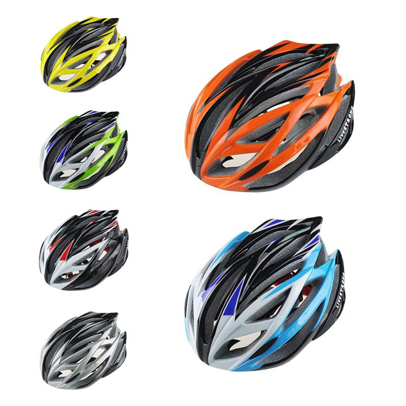 2016 Hot 54-62cm Cycling Helmet Men Women MTB Road Ultralight Bike Bicycle Helmet Cascos Ciclismo Bicicleta Carretera