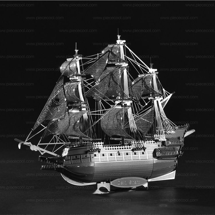Pirate Ship Flying Dutchman Toy Model Toys Flying Dutchman