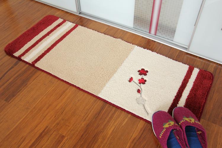 Floral carpet promozione fai spesa di articoli in - Tappetini da cucina ...