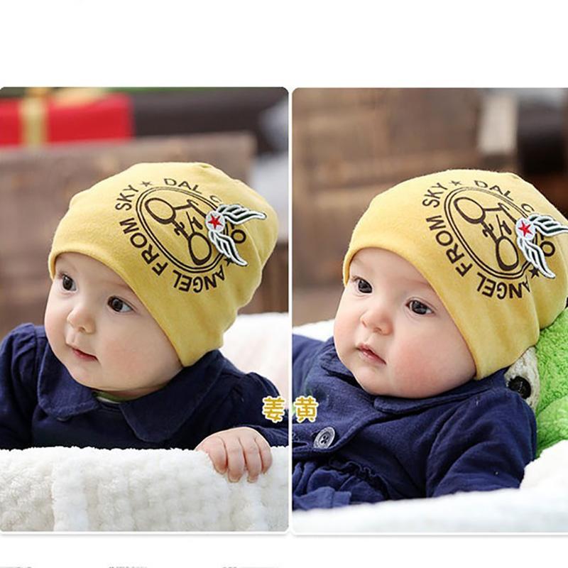 Baby Hat Newborn Photography Props Children Baby Caps Cotton Unisex Girls Boys Kids Hats — MKE038 PT50