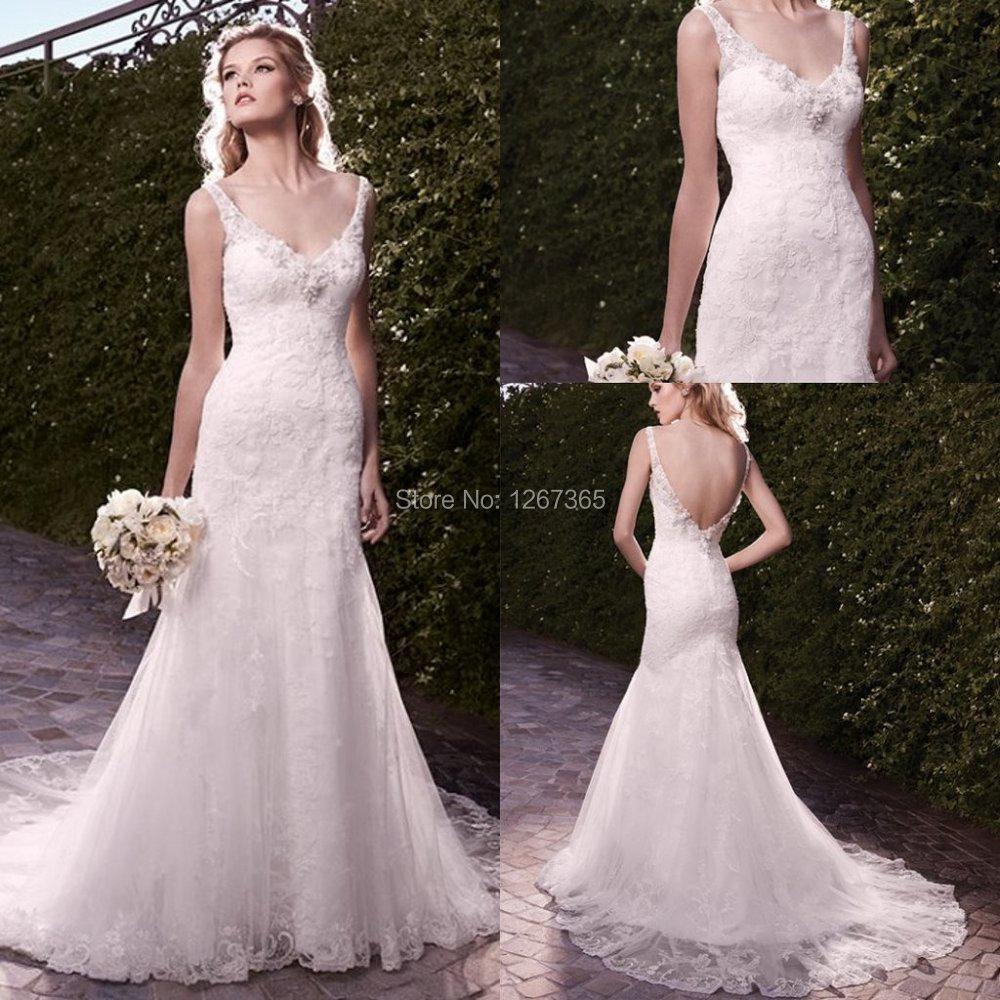 Vestidos de novia Mirisa