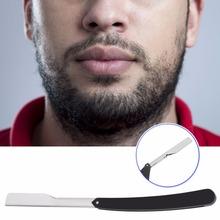 Buy New Vintage Barber Stainless Steel Straight Edge Salon Folding Shaving Razor Top for $1.01 in AliExpress store