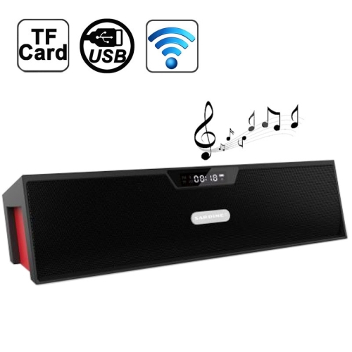 2015 New Big power Portable Wireless Bluetooth Speaker with FM radio 10W Stereo audio sound with microphone SDY-019<br><br>Aliexpress
