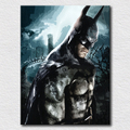 Batman poster reproduction hand made oil painting high quality canvas pop art for bedroom wall decoration