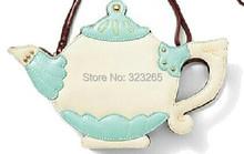 Small fresh teapot styling package, Japanese style Lolita bag, ladies shoulder bag diagonal package,
